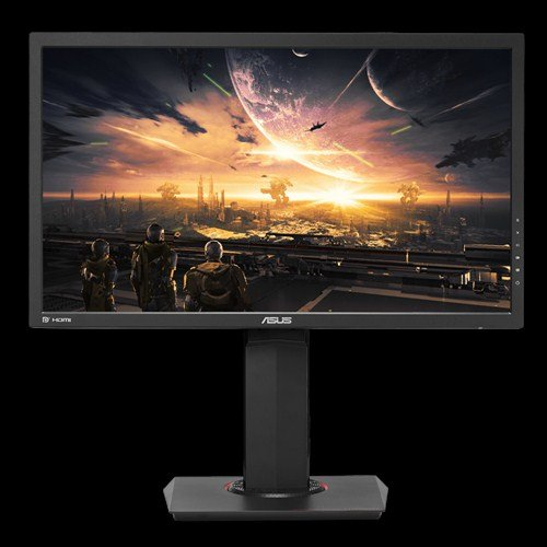 ASUS MG24UQ 23.6″ IPS 4K 4ms HDMI DP Ergonomic Adaptive-Sync Gaming Monitor
