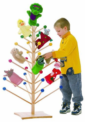 Steffy Wood Products Puppet Tree