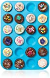 Best unknown freezer - Itian Silicone Mini Muffin Pans - 24 Cup Review