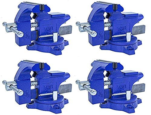 Yost LV-4 Home Vise 4-1/2 (Pack of 4)