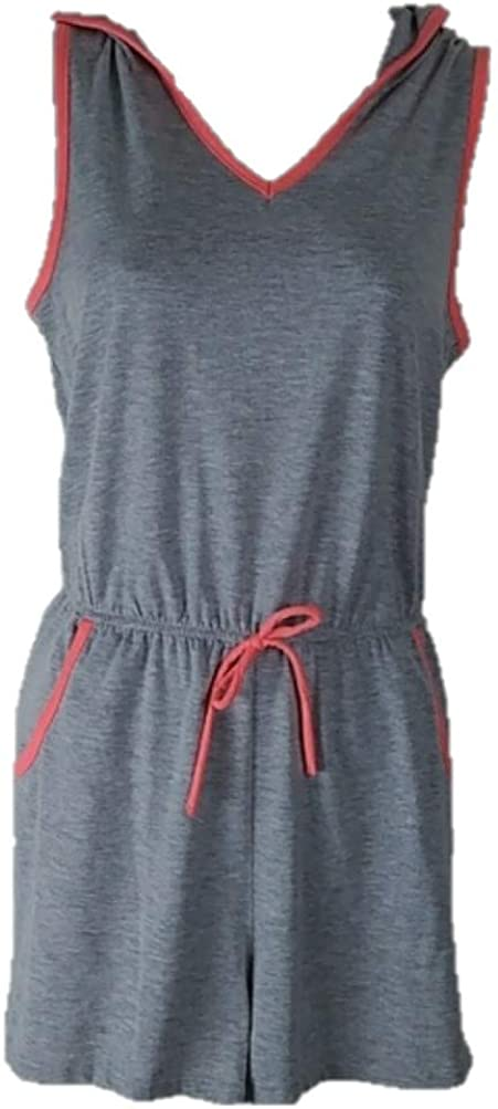 Grey//NEON Coral, 16 Paperdoll Paper Doll Romper