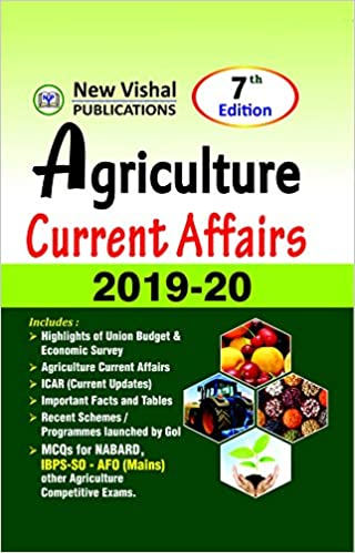 Buy Agriculture Current Affairs 2019 Book Online at Low Prices in