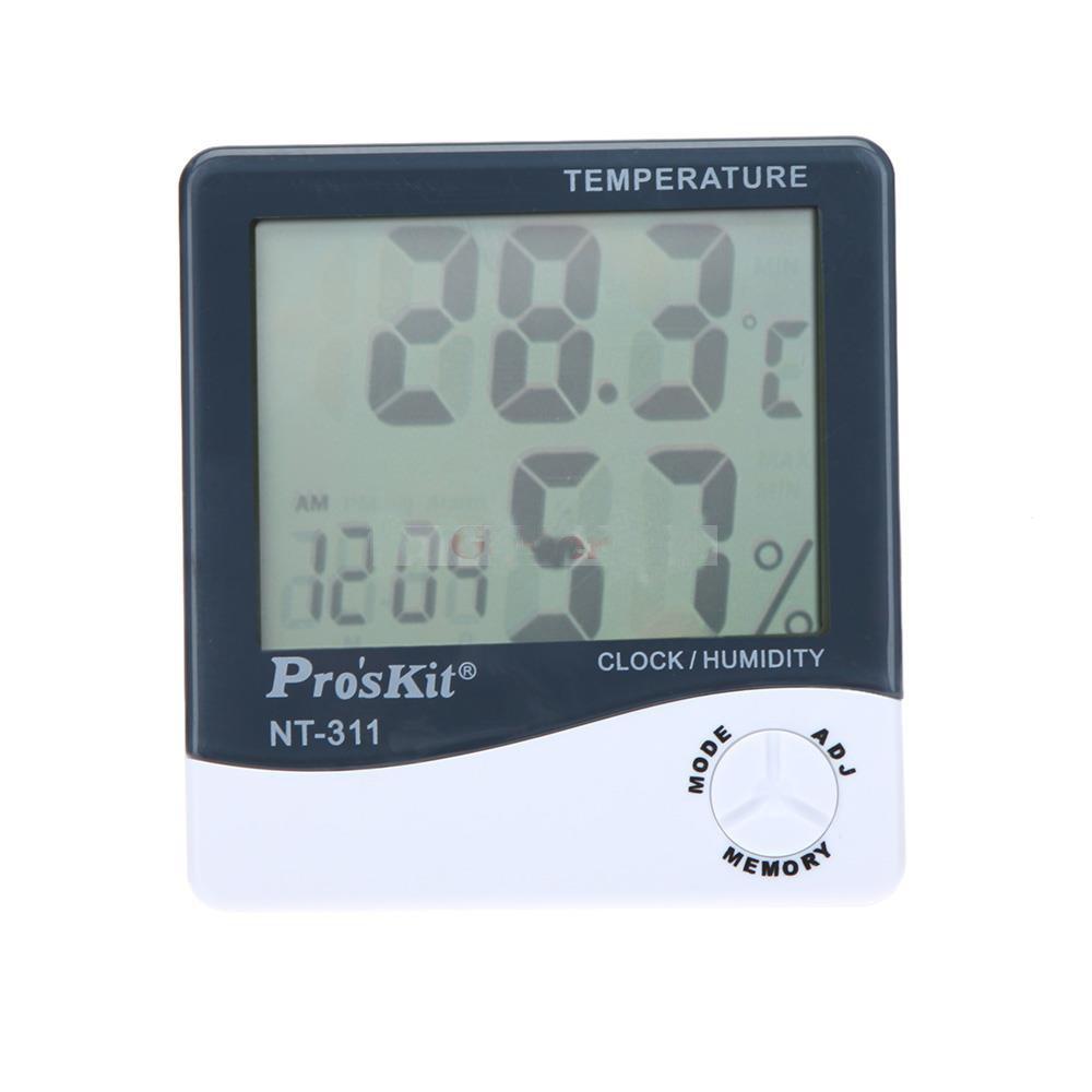 ProsKit NT-311 Indoor Digital Temperature Humidity Meter