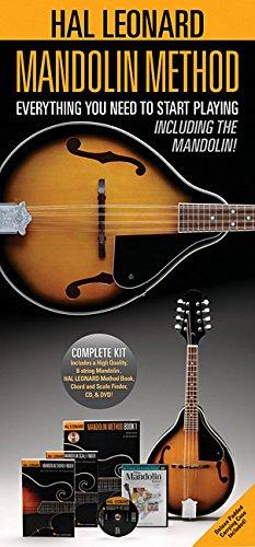 Hal Leonard Mandolin Method Pack by Hal Leonard