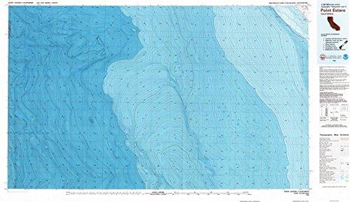 California Maps | 1983 Point Estero, CA USGS Historical Topographic Map |Fine Art Cartography Reproduction - Point Estero
