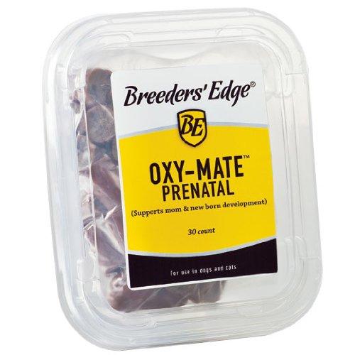 Breeder's Edge Oxy Mate Prenatal 30ct, My Pet Supplies