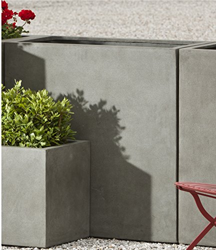 Campania International 94-132-8801 Modular Lite Planter 4...
