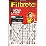 20x20x1, Filtrete Micro Allergen Air Filter, MERV 11, by 3m