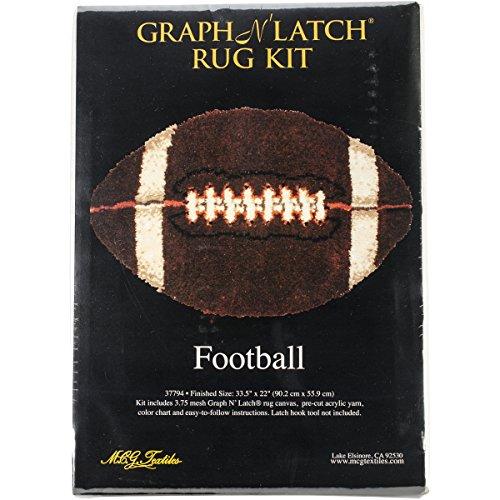 M C G Textiles Latch 22 Inch Football