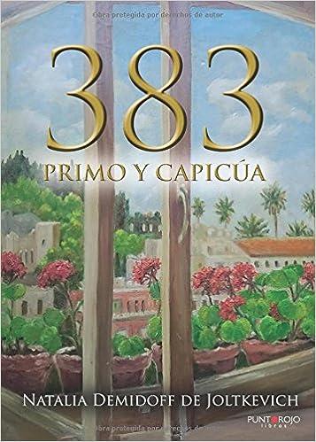 383, primo y capicúa (Spanish Edition): Natalia Demidoff ...