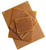 Solderable Copper Pad Perf Board Assortment (8 pack)