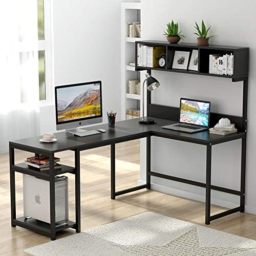 Tribesigns L-Shaped Desk