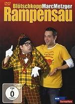 cd Künstler Marc Metzger - Rampensau DVD