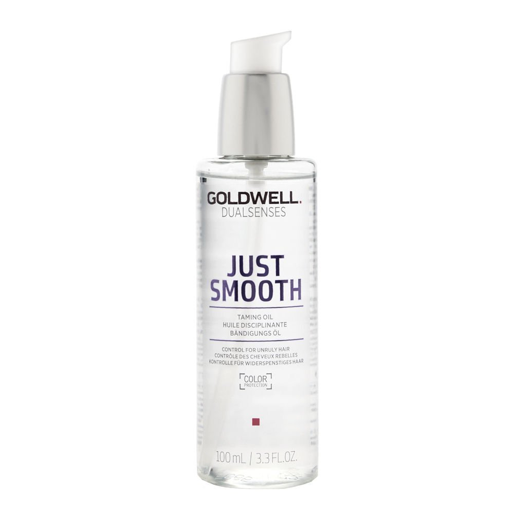 Goldwell Dualsenses Just Smooth Taming Oil, 1er Pack (1 x 100 ml) 4021609061281