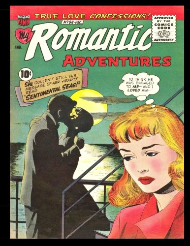 My Romantic Adventures #96: Golden Age Romance Comic 1958 - Classic Comic Reprint From Golden Age Reprints