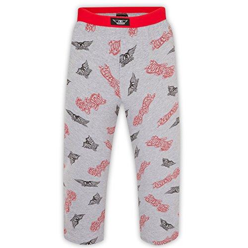 Rock Legends Aerosmith Official Gift Mens Lounge Pants Pajama Bottoms (Rock Bottom Clothes)