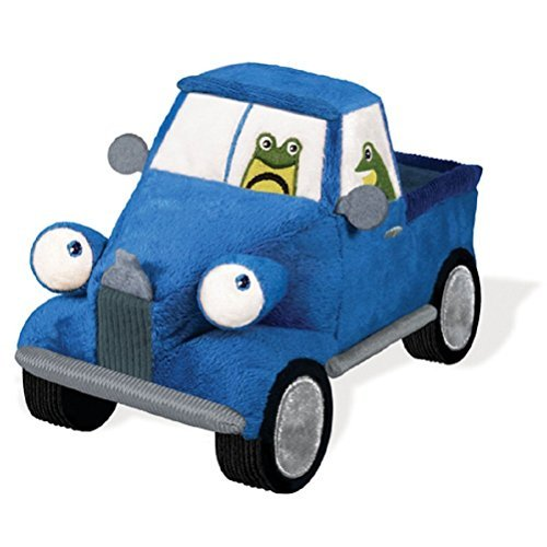 (YOTTOY Little Blue Truck 8.5