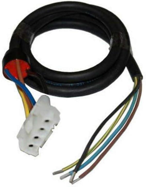 FAAC 7514065 - Cable eléctrico de repuesto para operadores de motor 402 400 422 MT1: Amazon.es: Bricolaje y herramientas