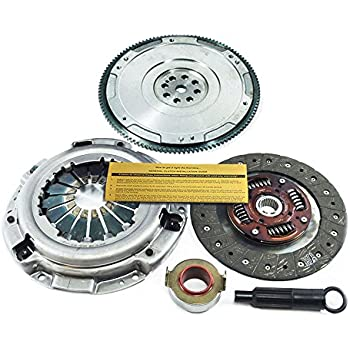 EXEDY CLUTCH KIT+HD FLYWHEEL 92-01 HONDA PRELUDE 2.2L 2.3L F22 F23 H22