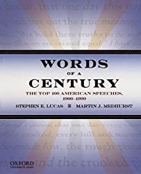 Words of a Century: The Top 100 American Speeches, 1900-1999