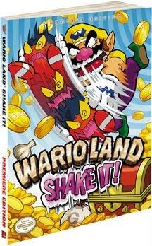 Wario Land Shake It Premier Edition Game Guide