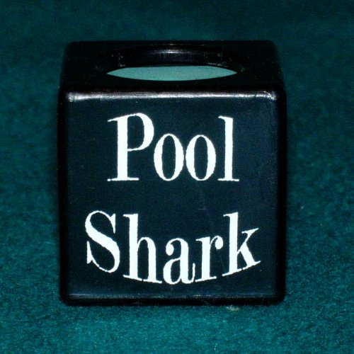 Billiard Pool Cue Chalk Holder - Pool Shark