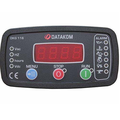 DATAKOM DKG-116 Generator Manual and Remote Start Control Panel /Unit/Controller