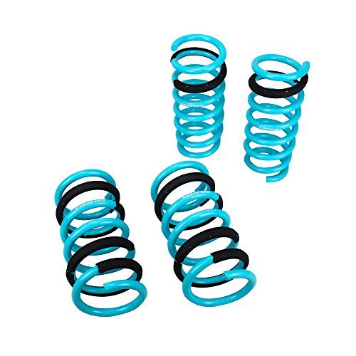 01-A) Traction-S Performance Lowering Springs, Set of 4, Nissan 350Z(Z33) 2003-2008 ()