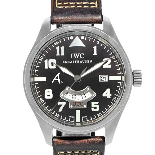 IWC Pilot Automatic-self-Wind Male Watch IW326104 (Certified ()