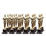 Kangaroo's Gold Award Trophies, 6-Inch Statues