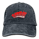 LETI LISW Baseball MomWashedDenim Cap Adult Unisex Adjustable Cap