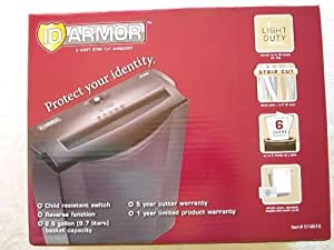 armor paper shredder