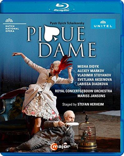 Tchaikovsky: Pique Dame [Blu-ray]