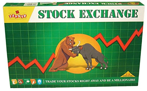stock exchange board game
