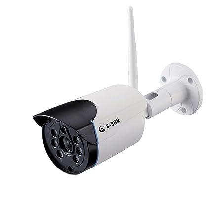 4 ch 720p inalámbrica cámara de seguridad sistema (apoyo a 8 ch), 8