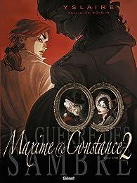 Maxime et Constance, tome 2 : Le petit jour de la mariée par  Yslaire