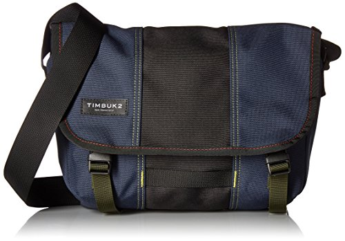 Timbuk2 Classic Messenger Bag, X-Small, Nautical/Bixi