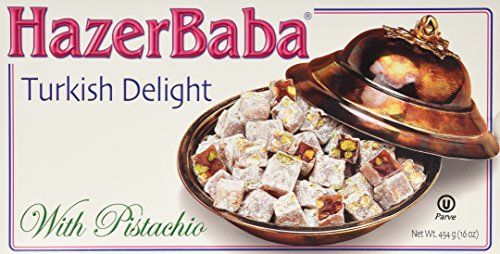 Hazer Baba Turkish Delight Pistachio product image