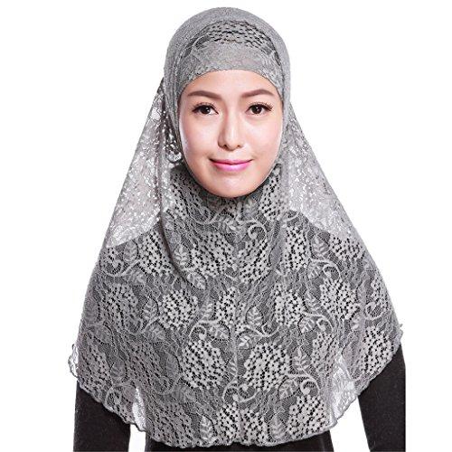 GladThink Womens Muslim Pieces Hijab