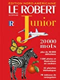 le robert dictionnaire junior french dictionary by bruno de besse 2002 11 24