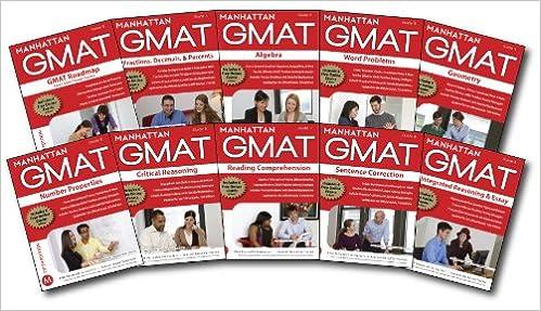 GMAT: Critical Reasoning (5th Edition) (Manhattan GMAT Strategy Guides, Guide 6)