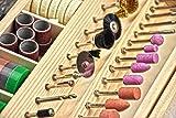 SE 100-Piece Rotary Tool Accessory Kit - RA9110
