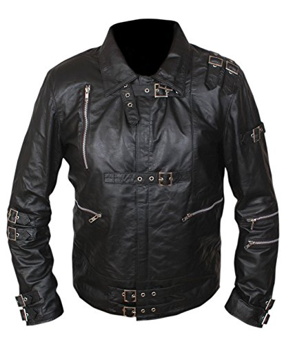 F&H Boy's Michael Jackson Bad Jacket XS