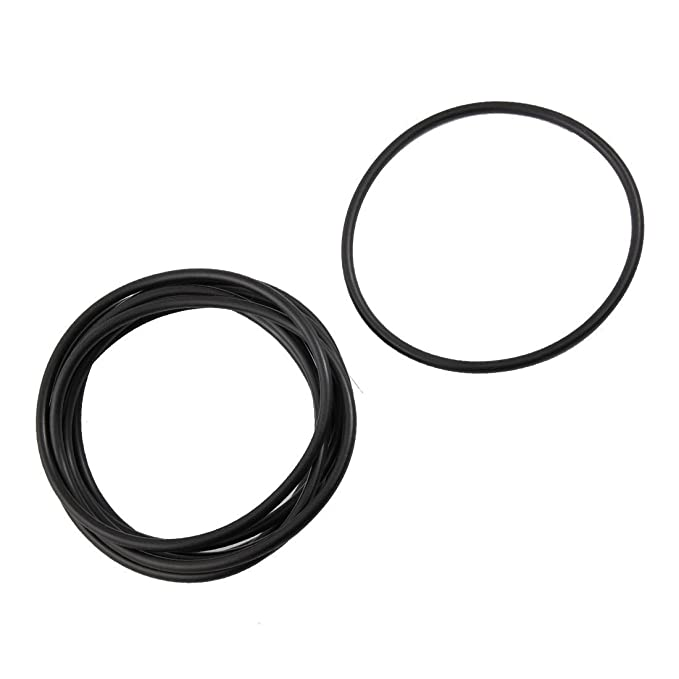 10/St/ück schwarz Nitrilkautschuk O Ring NBR Dichtungen Dichtungen 135/mm x 4/mm
