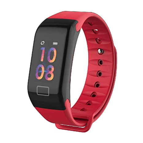 Neborn Fitness Relojes Inteligentes Presión Arterial Banda Inteligente Pulsera Salud Pulsera Inteligente Sport Health Fitness Tracker