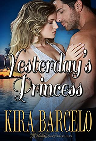 book cover of Yesterday\'s Princess