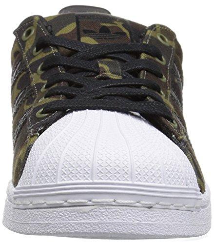 Adidas Junior M20605 blanc Noir Smith Enfant Stan Mode Baskets Fille RFqrRx