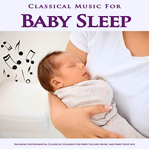 Moonlight Sonata - Beethoven - Rain Sounds Baby Sleep Aid - Classical Baby Lullabies