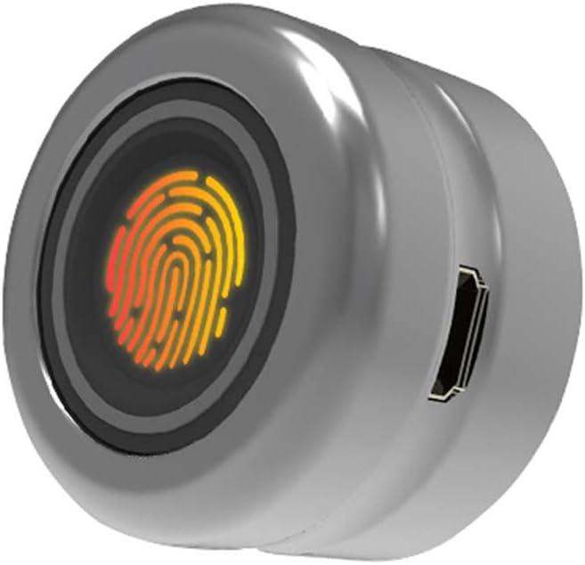 Cerraduras electrónicas inteligentes para gabinetes de huellas ...