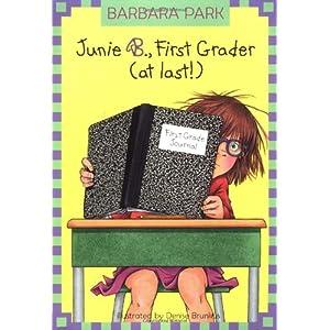 Junie B, First Grader (at last!) (A Stepping Stone Book(TM))